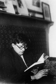 Dmitri Shostakovich, ca. 1930s.