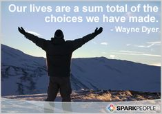 What do your choices say about your priorities?