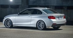 H&R BMW 228i Coupe