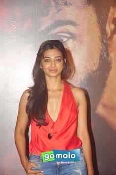 Radhika Apte at the Trailer launch of Hindi movie 'Badlapur' in Mumbai