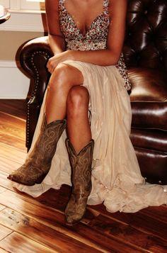 Southern prom attire?