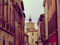 Tour de l'horloge - Salon-de-Provence