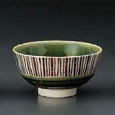 Oribe Togusa Chawan Rice Bowl