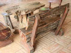 50 driftwood furniture ideas