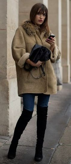 Snug love the boots and jeans too