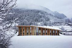 Gallery of Mont-Blanc Base Camp / Kengo Kuma & Associates - 1
