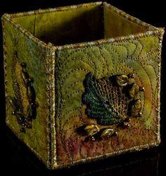 Earth Day Box by Larkin Jean Van Horn