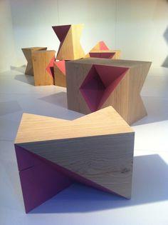 M&O : Damien Hamon : Cube Plié