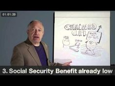 Robert Reich on Chained CPI (the proposal to cut #SocialSecurity benefits)