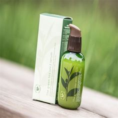Green tea seed moisture cream hemicyenine dew 80 ml three seconds little green bottle hydrating facial essence liquid T153