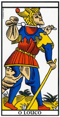 Le Mat - Tarot of Marseille Le Tarot, Tarot Gratis, Clowns, Fortune Telling Cards, Joker Card, Tarot Major Arcana, Angel Cards, Oracle Cards, Decks