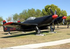 North American F-82 Twin Mustang - Military