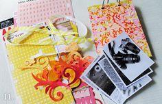 My hobbies minialbum step by step | by Anski
