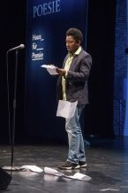 18. poesiefestival berlin: Europa_ Fata Morgana Weltklang - Nacht der Poesie James Noe͏̈l (c) gezett #poesiefestival