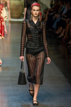 Dolce & Gabbana - Printemps-été 2013