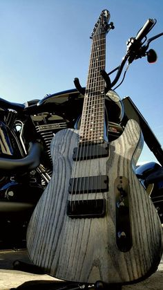 Legator Guitars  Opus T200 8 String in Blk Ash