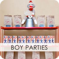 Adorable Boy Party Themes