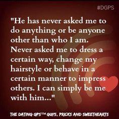 Self awareness dating