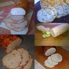 Nyomtasd ki a receptet egy kattintással Sandwich Cream, Cold Dishes, Paleo, Goodies, Dairy, Bacon, Cheese, Cooking, Recipes