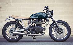 Triumph Bonneville T100 – Clutch Motorcycles