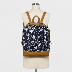 168ed70391 Women s Canvas Backpack Handbag - A New Day™ - image 2 of 4 Canvas Backpack