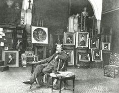 Frederic Leighton – Laudanum woordenstorm.nl1600 × 1258Buscar por imagen frederic leighton in his studio