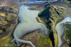 Aerial Iceland on Behance