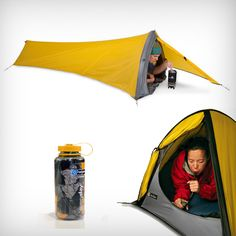 Great One Man Tent The Gogo Elite Tent | Cool Feed.me - Cool Stuff & 20 Best One man tent images | Tent camping Camp gear Camping Equipment