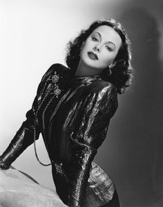 A beauty with brains. Inventor and actress Hedy Lamarr was born 100 years ago today (or maybe 99 or 98 years— sources conflict on the year).