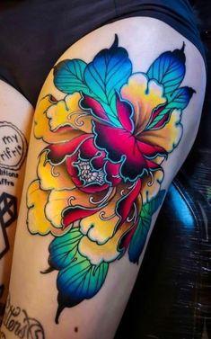 Tattoo Me Now – Tattoo Me Now Premium Portal Dope Tattoos, Pretty Tattoos, Beautiful Tattoos, Leg Tattoos, Body Art Tattoos, Skull Tattoos, Tatoos, Japanese Tattoo Designs, Flower Tattoo Designs