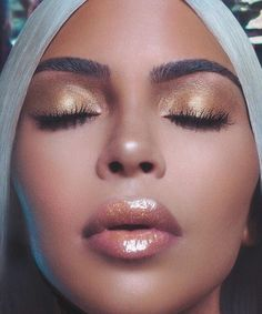 Kim Kardashian West Tells Us About Her New Kkw Beauty Ultralight Beam Products Launch And Reveals So Much More