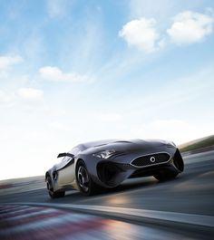 Car Design: Xtreme KinematiX by Skyrill.com and Marin Myftiu | Future Car Design Case Study | http://abduzeedo.com/car-design-xtreme-kinematix-skyrillcom-and-marin-myftiu