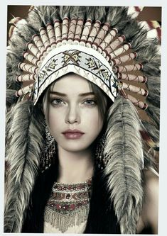 First Nations we will always be here in our country and it's what you call the UNITED STATES OF AMERICA. You stolen the only thing we fought for. American Indian Girl, Native American Girls, Native American Pictures, Native American Artwork, Native American Beauty, American Indians, American History, American Symbols, Red Indian