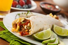 Hearty Breakfast Recipe: Morning Glory Burrito with Sausage, Potatoes & Onions
