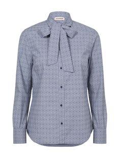 Sebora Bow Shirt   Custommade.dk