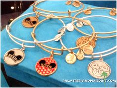 Disney ~ Alex and Ani: Fall 2013 #disney #alexandani #disneymerchandise http://www.palmtreesandpixiedust.com/2013/10/alex-and-ani-fall-2013.html#.Ul1HAuDfYuI