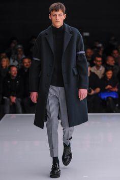 Z Zegna Fall 2014 Menswear Fashion Show