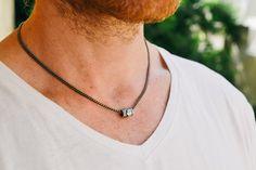 Collar+de+Hamsa+para+los+hombres+collar+de+cadena+de+por+Principles