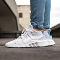 new photos e1250 a5ebe adidas EQT Bask ADV WhiteBlue - Grailify Sneaker Releases