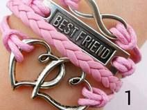 Friend, Welcome to Delight Expression! We've been making country style bracelets over 3 years. Best Friend Bracelets, Love Bracelets, Fashion Bracelets, Obi, Heart Bracelet, Jewelry Accessories, Jewelry Ideas, Women Jewelry, Handmade Jewelry