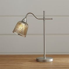 Tessa Desk Lamp | Crate and Barrel