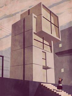 Giordano Poloni // House in Kobe