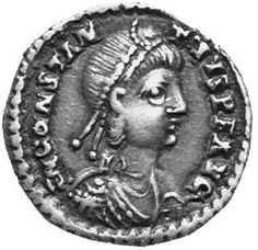 533 best numismatica romana images on pinterest artemis coins and on the of january galla placidia honorius sister married flavius constantius the future constantius iii fandeluxe Choice Image