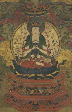 Chinese Art | Thousand-armed Guanyin |