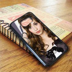 Demi Lovato Cute Samsung Galaxy S7 Case