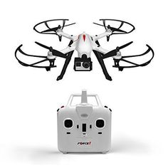 Quadcopter Drone Remote Control Camera HD GoPro Compatible Long Time Flight NEW #QuadcopterDrone