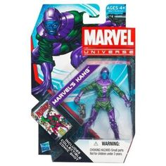 Marvel Universe Series 4 Action Figure 015 Kang 375 Inch * Details can be found by clicking on the image.