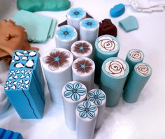 Tutorial polymer clay Fimo - Fimo, Cernit et accessoires : http://www.creactivites.com/236-pate-polymere