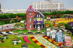 Butterfly and Miracle Garden Tour Dubai  Visit Butterfly Garden a brilliant round shape garden designed in 3d and decorated with flowers. And the Miracle Garden houses more than 45 million blooming flowers.The tour starts with the visit of Butterfly Garden, located in Al Barsha area, a brilliant round shape garden designed in 3d and decorated with flowers. A total of around 1,800 square meters enough for 300 persons per visit. Consists of 9 domes each dome will be filled with ...