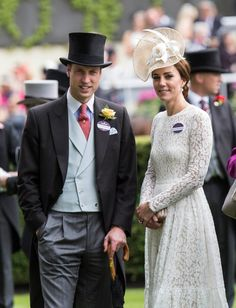 Duchess dances a jig as she cheers on her horse at Royal Ascot – The Sun